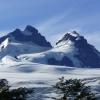 """""""הקרחון השחור"""", ארגנטינה (מונטה טרונדור- Monte Tronador)"""