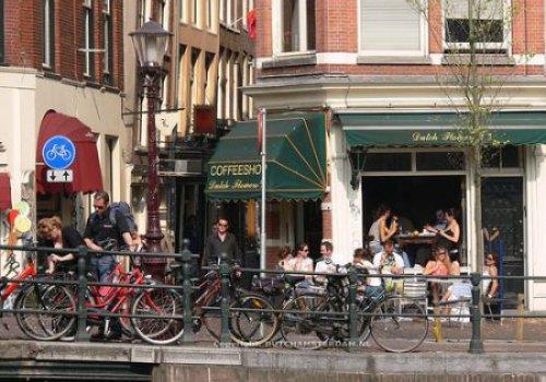 קופי שופ באמסטרדם