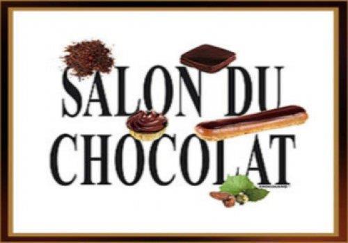 סלון השוקולד הבינלאומי בפריס - Salon du Chocolat