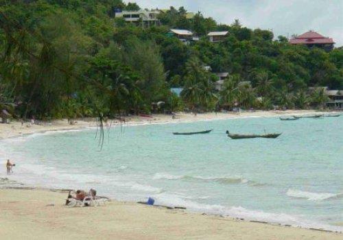 חוף האדרין בקופנגן - Haad Rin