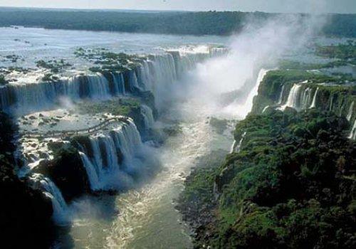 מפלי האיגואסו - Cataratas del Iguazu