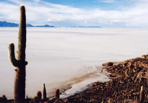 סאלאר דה אויוני, בוליביה - Salar de Uyuni