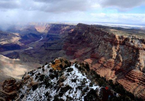 גרנד קניון, פארק לאומי - Grand Canyon National Park
