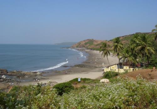 חוף ואגאטור – גואה