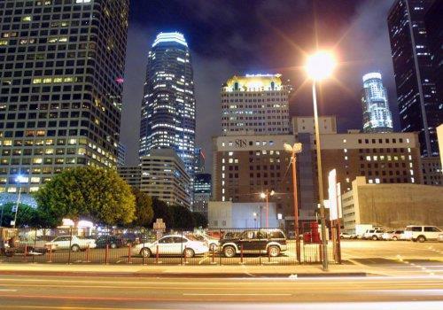 לוס אנג'לס - Los Angeles