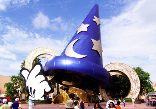 דיסניוורלד –עולמו של וולט דיסני באורלנדו – Disney World