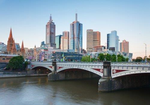 מלבורן - Melbourne