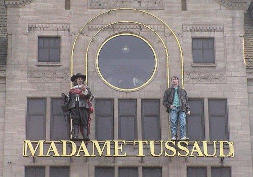 מוזיאון השעווה באמסטרדם - מאדם טוסו