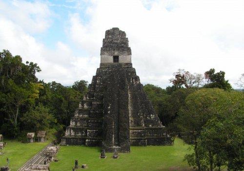 """מקדשי """"טיקאל"""", גואטמאלה - Tikal"""