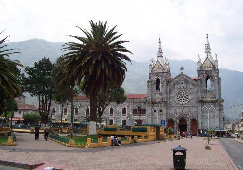 באניוס, אקוודור - Banos De Agua Santa