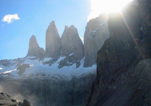 הפארק הלאומי טורוס דל פאינה, צ'ילה - Torres Del Paine
