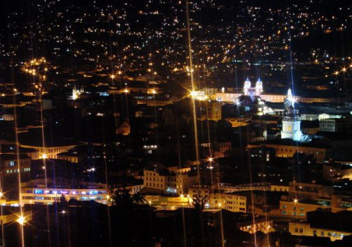 קיטו, אקוודור - Quito