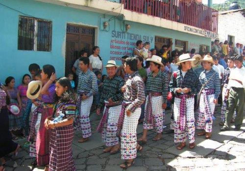 סן פדרו לה לגונה, גואטמלה - San Pedro La Laguna