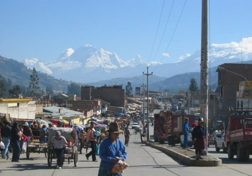 וואראז, פרו (Huaraz)