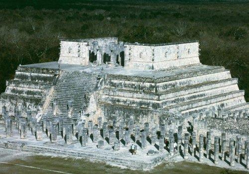 צ'יצ'ן איצה, מקסיקו (אתר עתיקות מאיה) - Chichen Itza