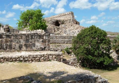 קאבה, מקסיקו (אתר עתיקות מאיה)- Kabah