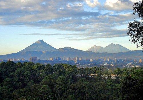 גואטמלה סיטי, גואטמלה- Guatemala City