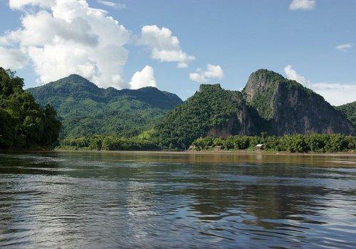 לואנג פרבאנג, לאוס - Luang Prabang