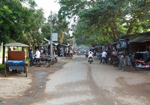 סיאם ריפ, קמבודיה- Siem Reap