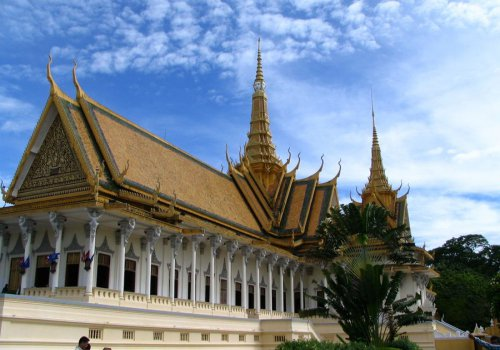 פנום פן, קמבודיה- Phnom Penh