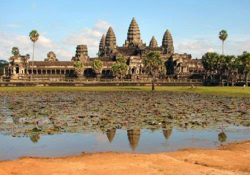 אנגקור, קמבודיה- Angkor
