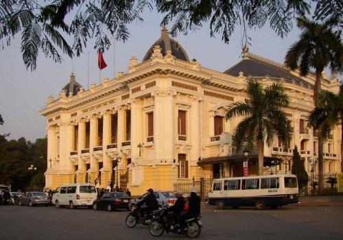האנוי, וייטנאם – Hanoi