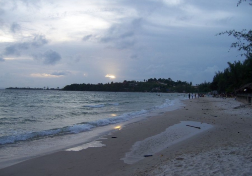 סיהנוקוויל, קמבודיה – Sihanoukville
