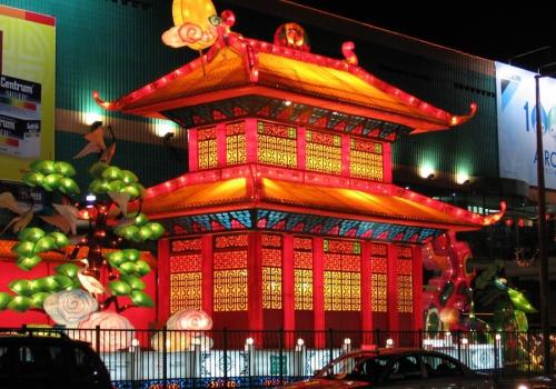 צ'יינה טאון, סינגפור - Singapore's Chinatown