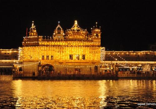 אמריצר Amritsar , הדת הסיקהית ומקדש הזהב