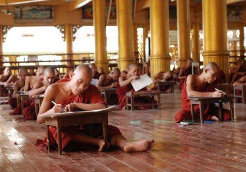 באגו, בורמה (מיאנמר) - Bago