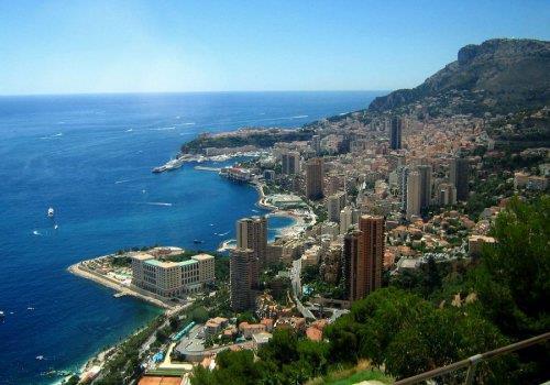 נסיכות מונקו, צרפת – Monaco