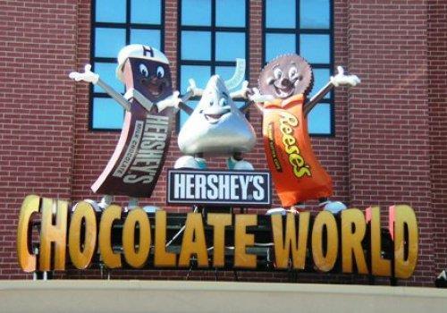 עולם השוקולד של הרשי, פילדלפיה – Hershey's Chocolate World