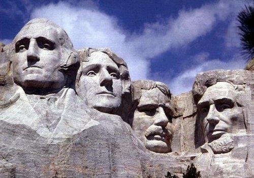 הר ראשמור, ארצות הברית - Mount Rushmore