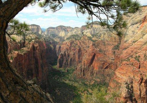 הפארק הלאומי ציון (זאיון), מדינת יוטה (ארצות הברית) - Zion National Park