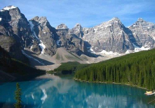 הרי הרוקי, ארצות הברית / קנדה – The Rockies