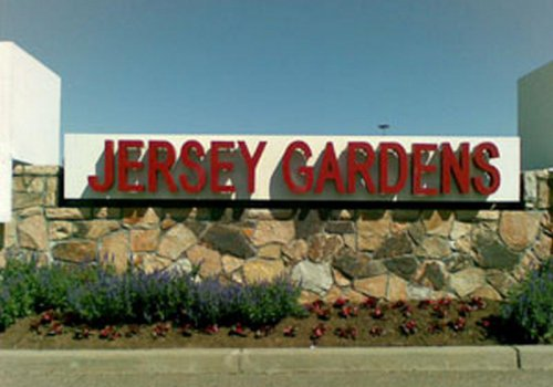 ג'רזי גארדן - Jersey Gardens Outlet Mall