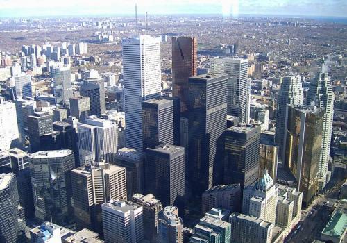 טורונטו, קנדה - Toronto