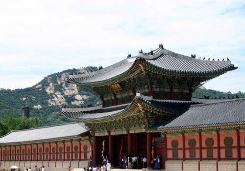 קוריאה הדרומית (דרום קוריאה) – South Korea