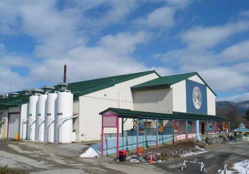 מפעל הגלידה של גלידת בן אנד ג'ריס, וורמונט