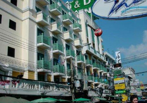 מלון D&D - בנגקוק