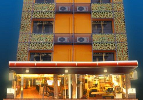 מלון Diamond House - בנגקוק