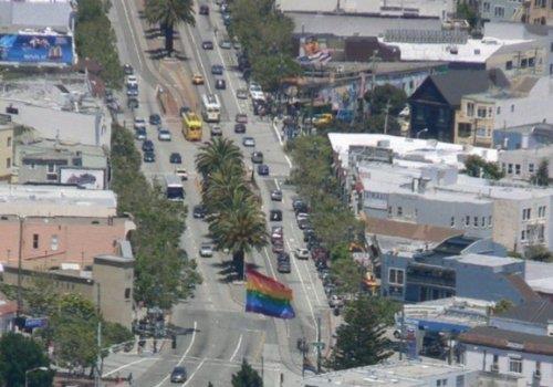 רחוב הקסטרו, סן פרנסיסקו – The Castro, San Francisco