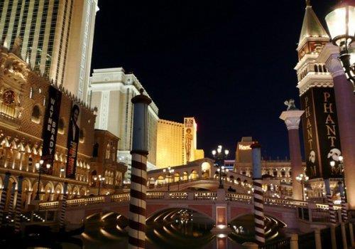 מלון וונציה, לאס ווגאס – Venetian Hotel, Las Vegas