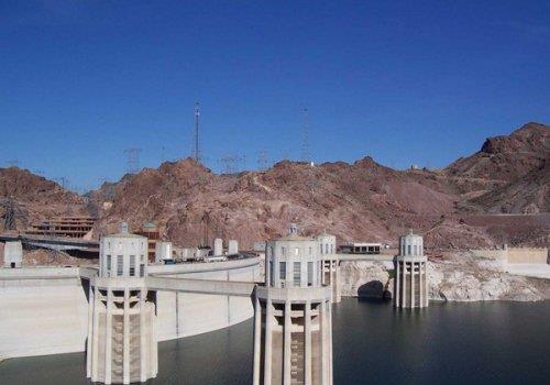 סכר הובר (הובר דאם), נבאדה – Hoover Dam