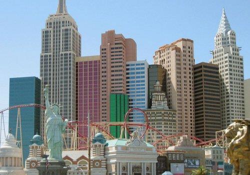 מלון ניו יורק ניו יורק, לאס ווגאס