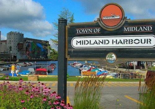 מידלנד, קנדה