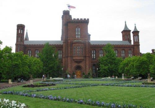 קומפלקס המוזיאונים על שם סמית'סוניאן, וושינגטון DC