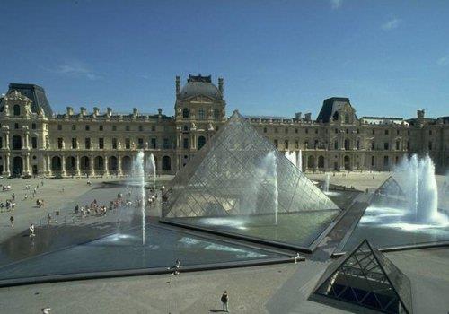 מוזיאון הלובר, פריז