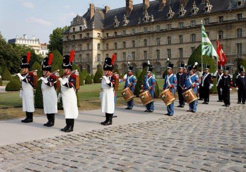 מתחם האינווליד, מוזיאוני הצבא והביטחון, פריז