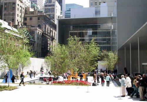 מוזיאון המומה לאומנות מודרנית, ניו יורק
